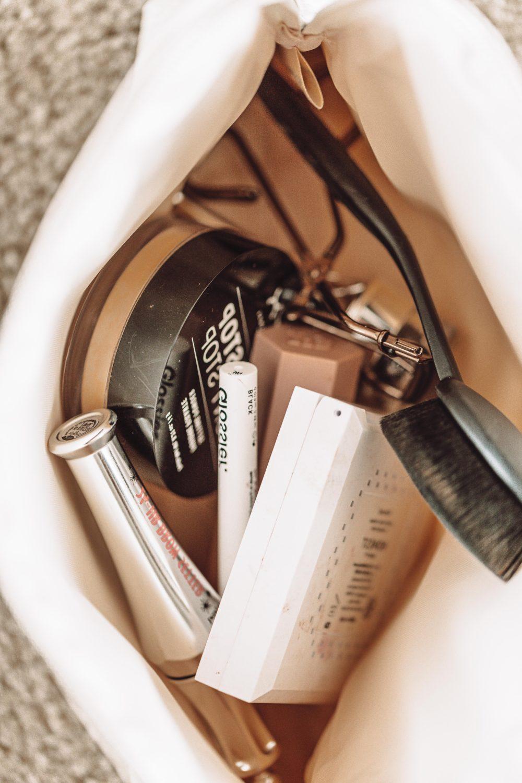 everyday makeup bag essentials